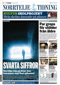 Norrtälje Tidning Tisdag 20 mars 2012